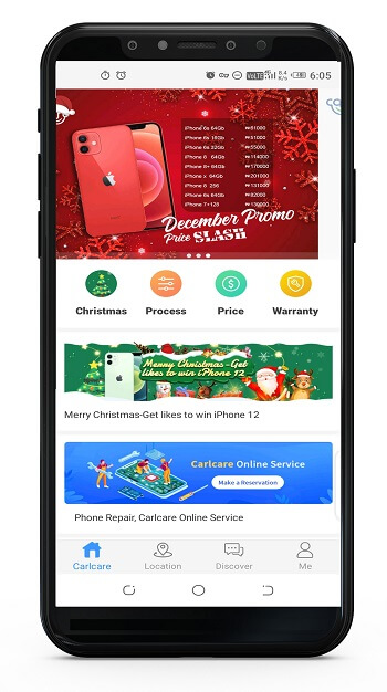 carlcare app