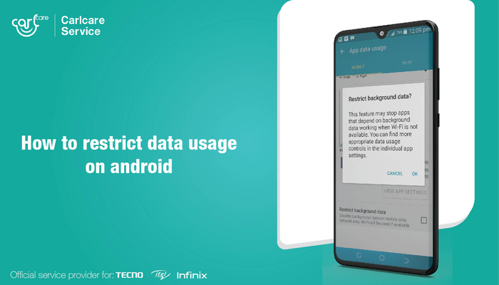 6 Ways on How to Restrict Data Usage on Android