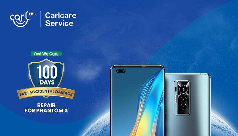 free phone repair service for TECNO PHANTOM X