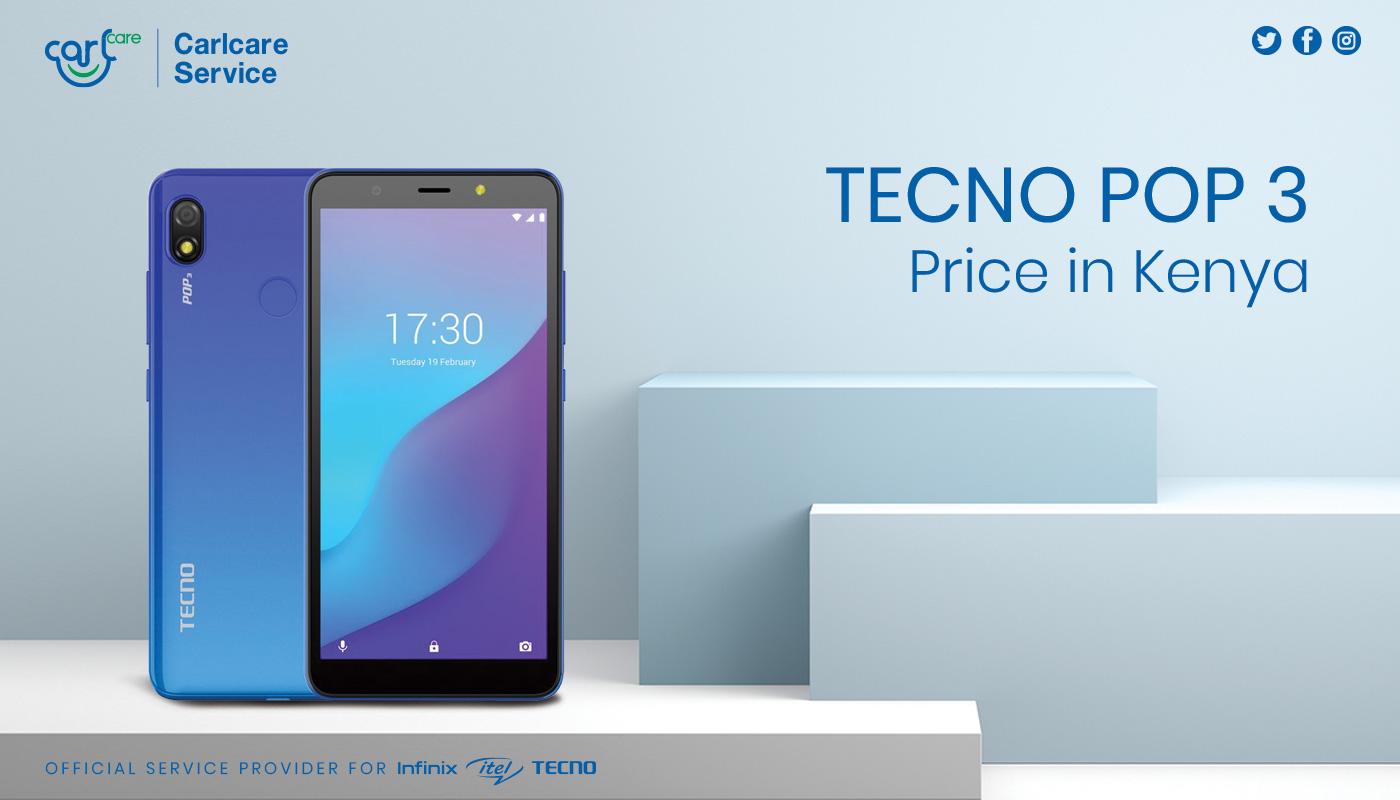 TECNO POP 3 Price in Kenya