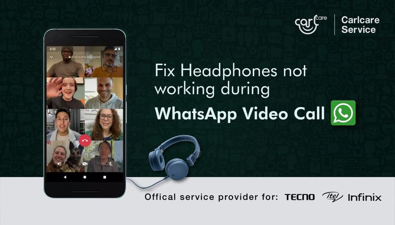 Headphones Not Working During WhatsApp Video Call? Try These 8 Fixes