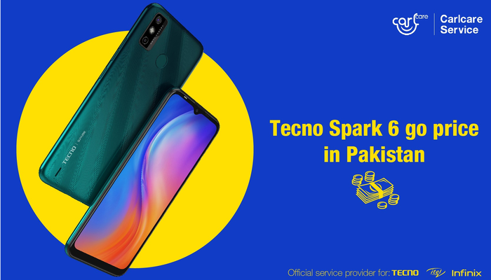 TECNO SPARK 6 GO Prices, Features, And Specs In Pakistan