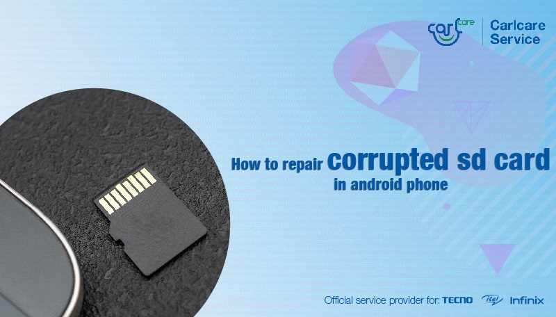 How to Repair Corrupted SD Card in Android Phone