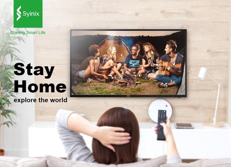 syinix tv screen