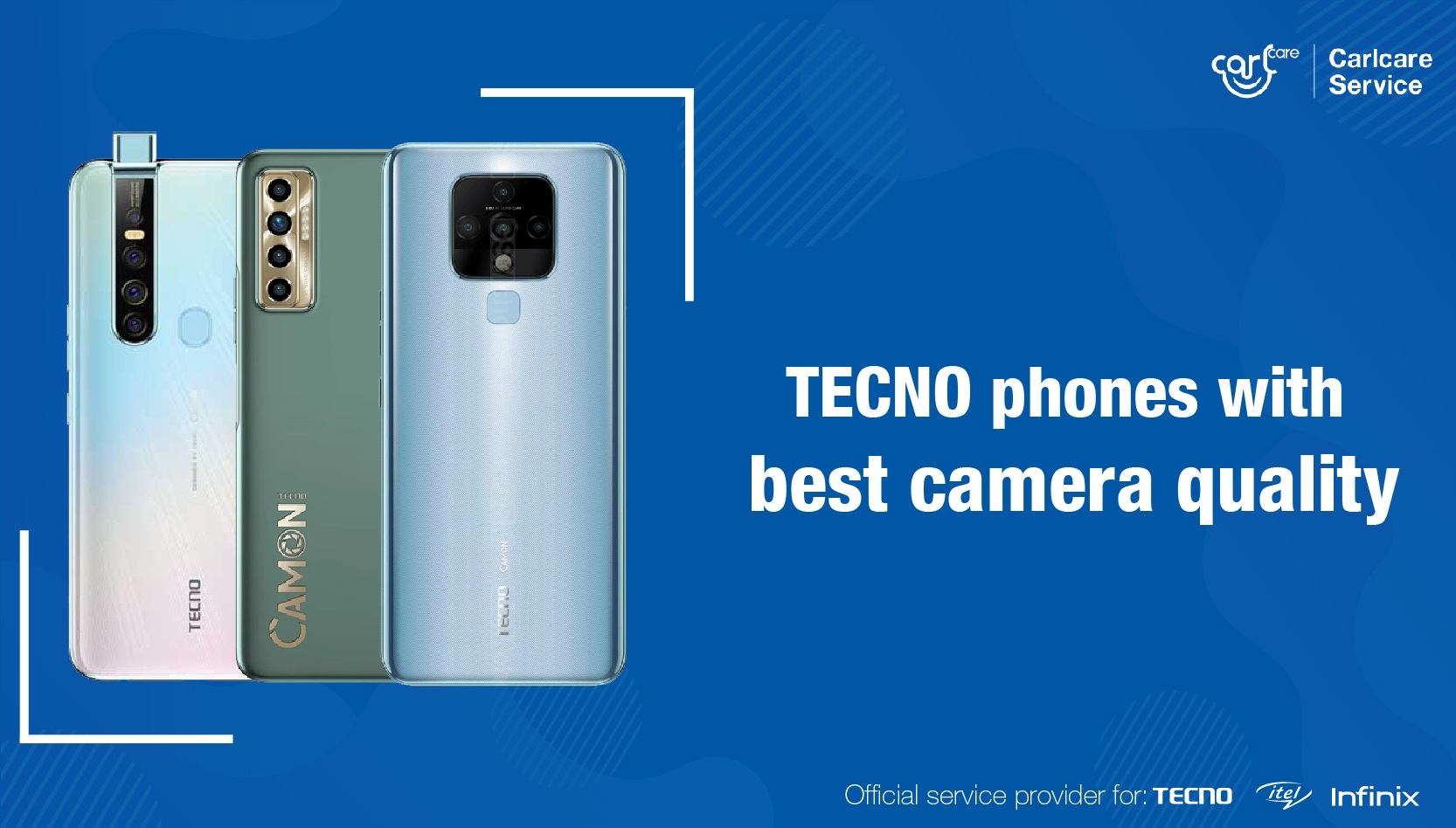TECNO Phones with the Best Camera Quality