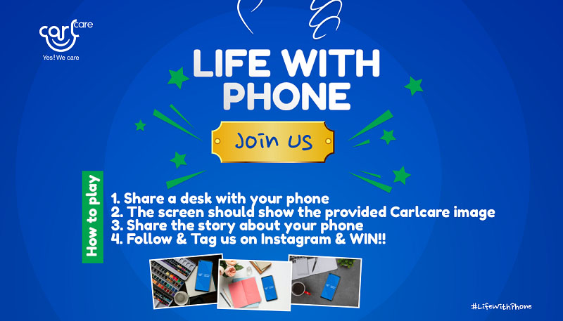 lifewithphone event