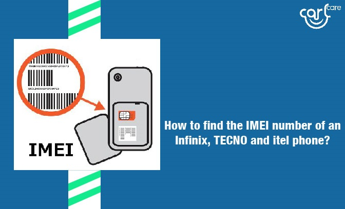 find imei number for infinix and tecno