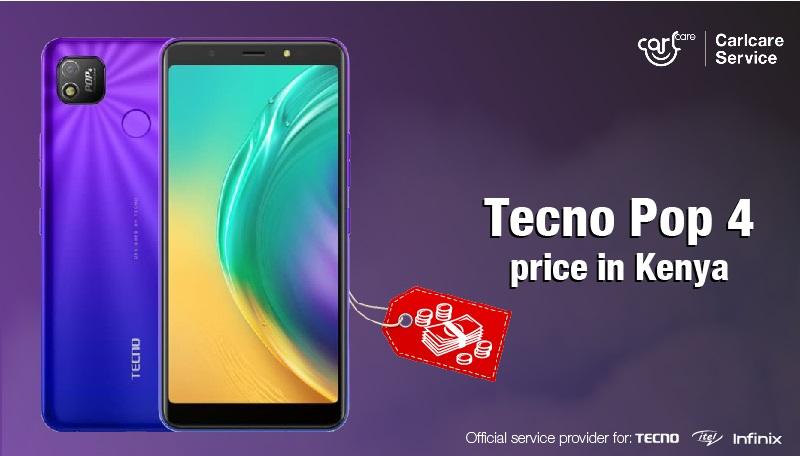 TECNO POP 4 Price in Kenya