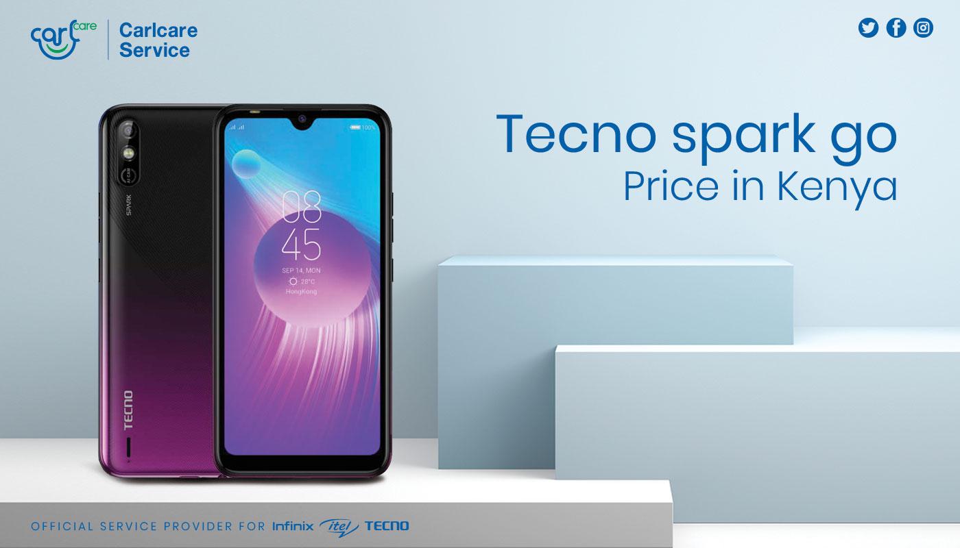 TECNO Spark Go Price in Kenya