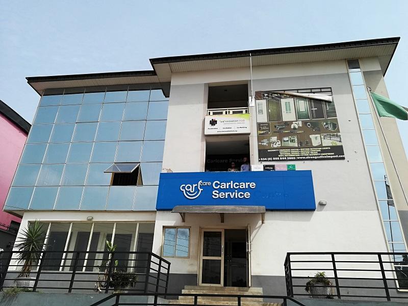 carlcare service center in nigeria
