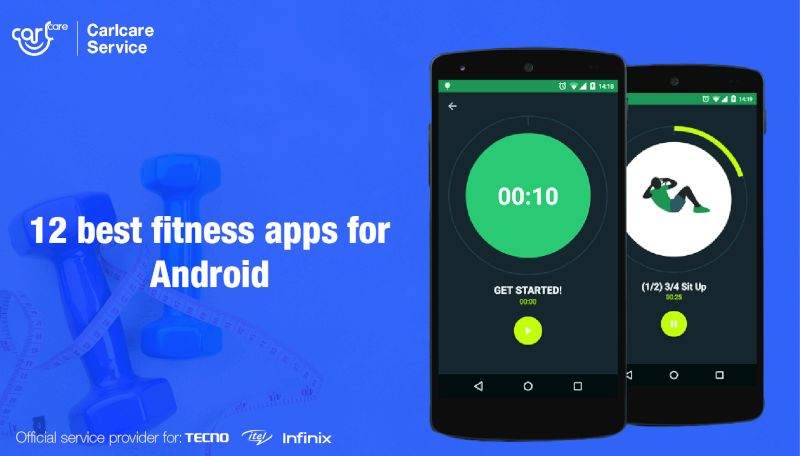 12 Best fitness apps for android users in 2021