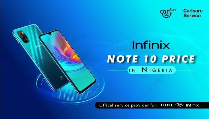 Infinix Hot 10s Prices In Nigeria
