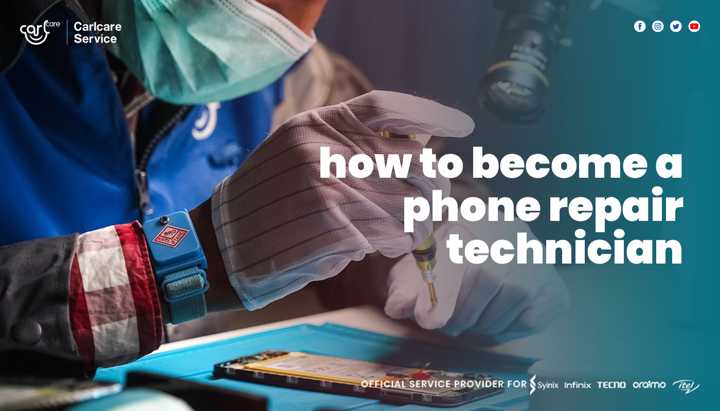How to Become a Phone Repair Technician