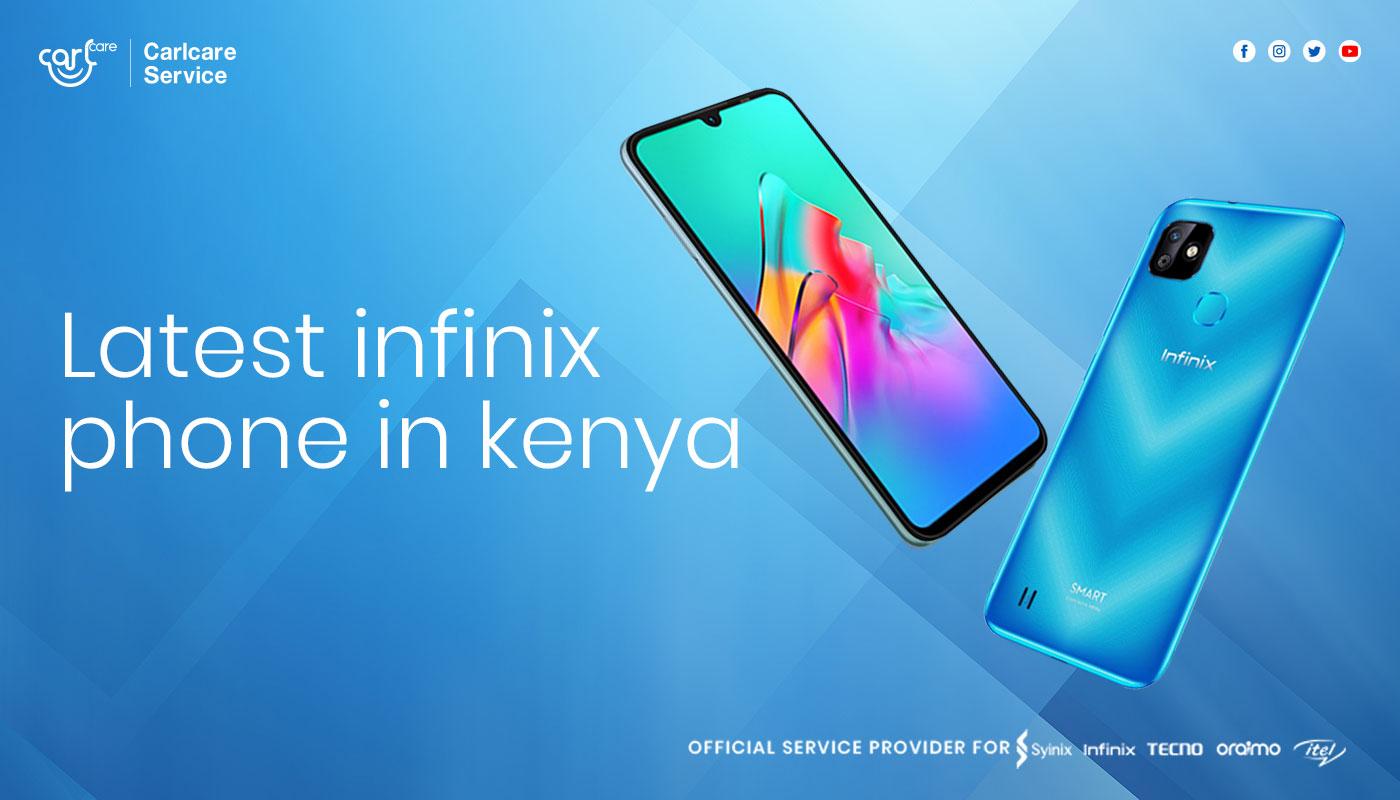 Latest Infinix Phone in Kenya