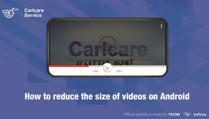How to Reduce The Size of Videos on Android