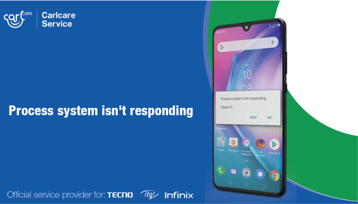 Process System Isn't Responding? Effective Fixes To Revive Your Device