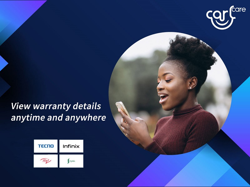 itel, TECNO and infinix warranty check