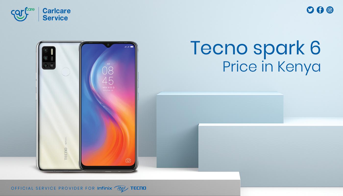 Tecno Spark 6 Price in Kenya