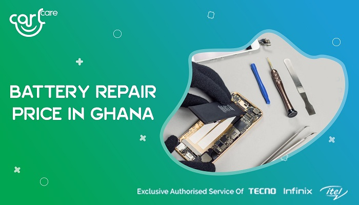 battery replacement for infinix, tecno and itel in ghana