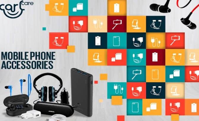 mobile accessory for infinix, tecno
