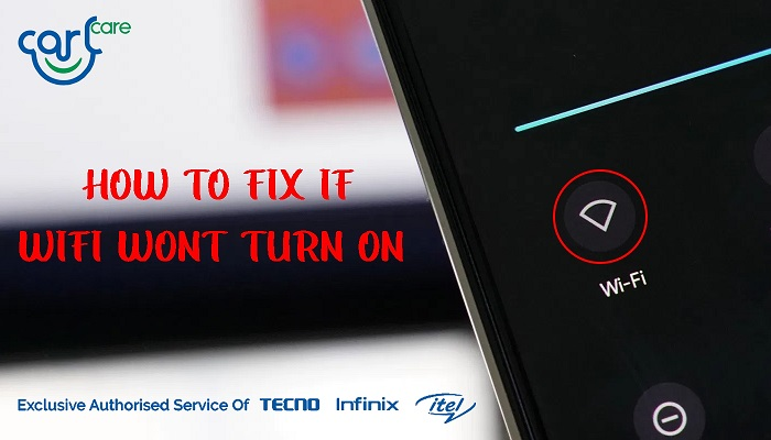 How To Fix Wifi Not Working On Android Carlcare